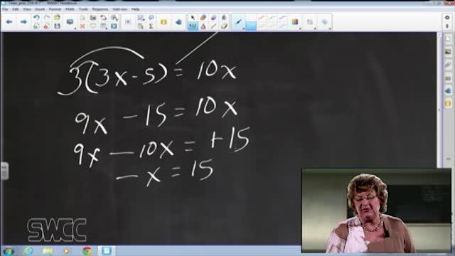 Math Pre Algebra 010