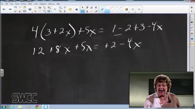 Math Pre Algebra 011